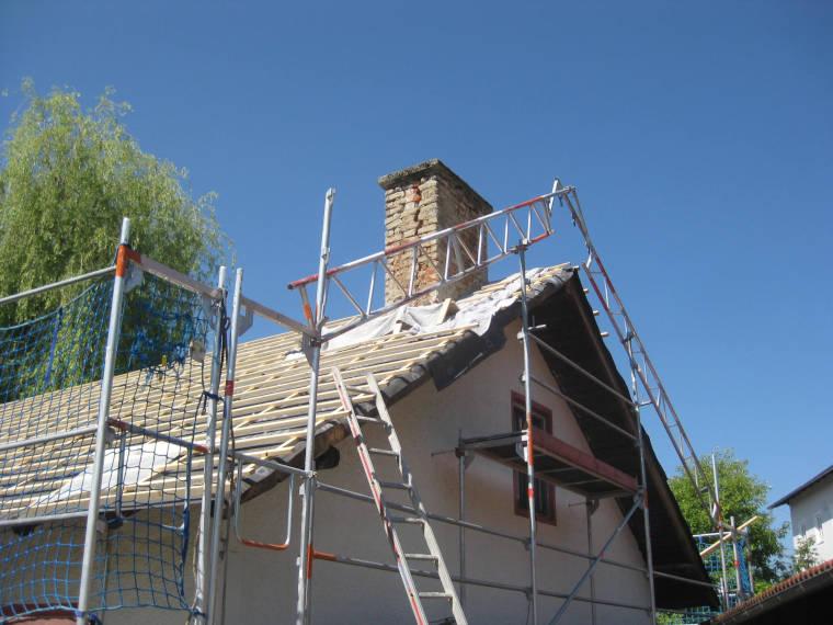 Aussensanierung durch die Firma Pointner Bauunternehmung GmbH