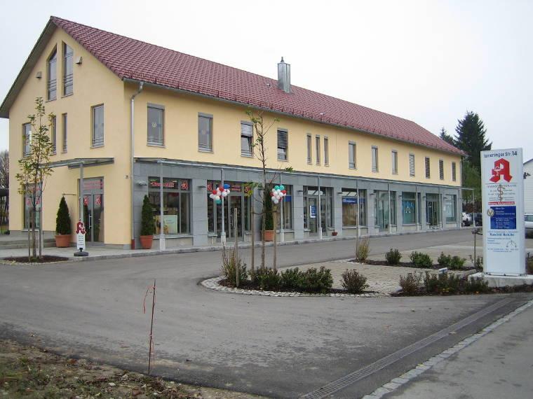 Parkhaus Bender München